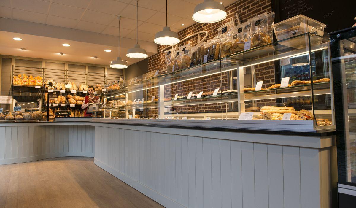 Agencement Boulangerie Pâtisserie Renault - Dinard (35)