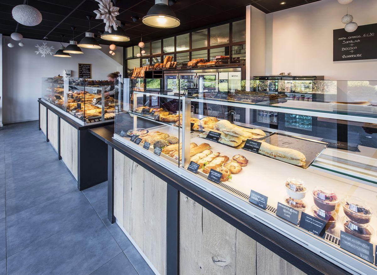 Agencement Boulangerie Richard - Concarneau (29)