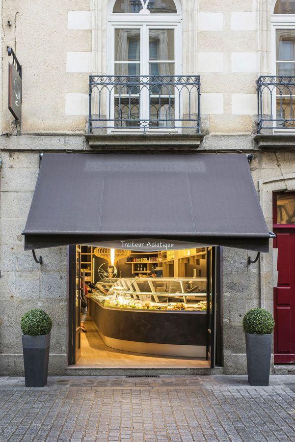 Agencement Traiteur Au Bol Traiteur - Rennes (35)