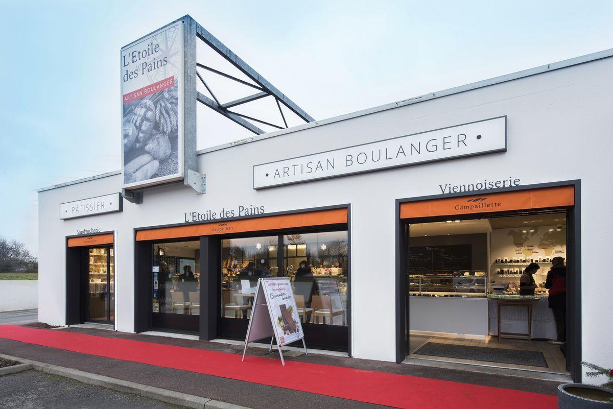 Agencement Boulangerie Pâtisserie Carnis - Plescop (56)