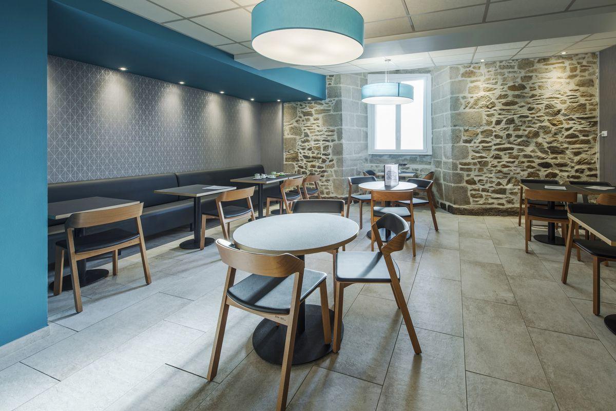 Agencement Boulangerie Pâtisserie Le Mercier - Lamballe (22)