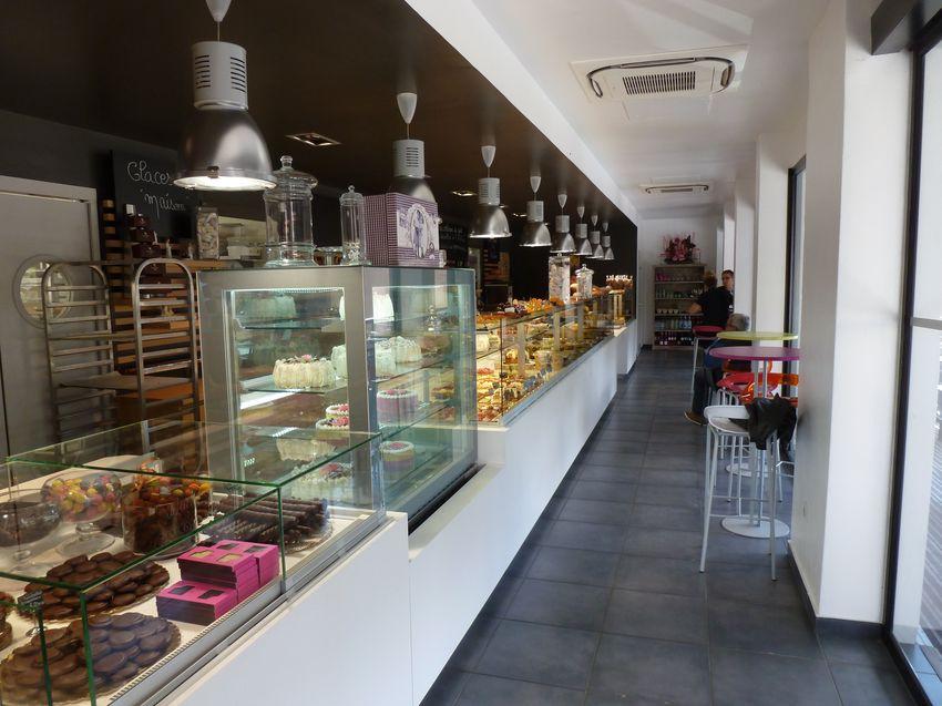 Agencement Pâtisserie Minicom - Ajaccio (20)