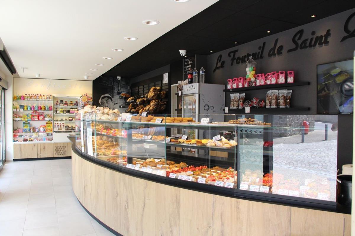 Agencement Boulangerie Pâtisserie Le Fournil De Saint Quai  - Saint Quai Portrieux (22)