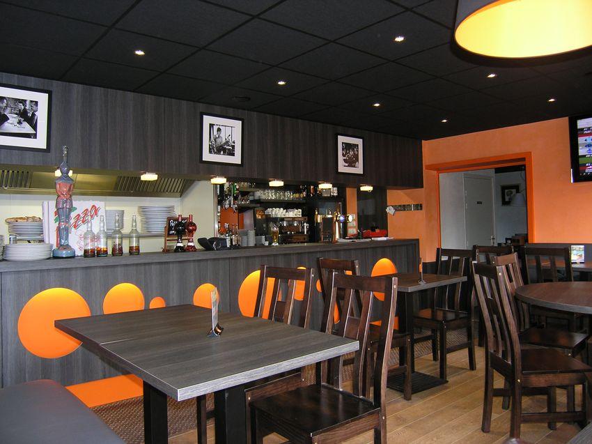 Agencement Restaurant Da Theo - Rennes (35)