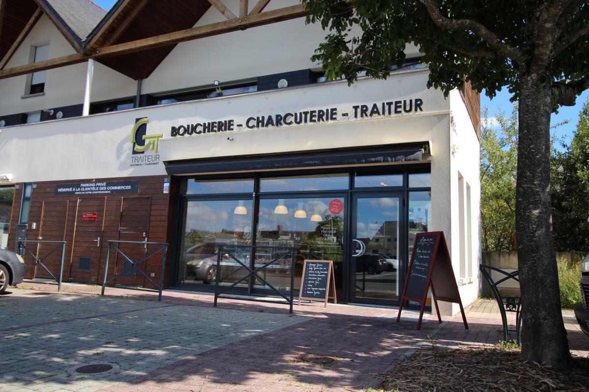 Agencement BOUCHERIE GASTINEAU - LIFFRÉ (35)