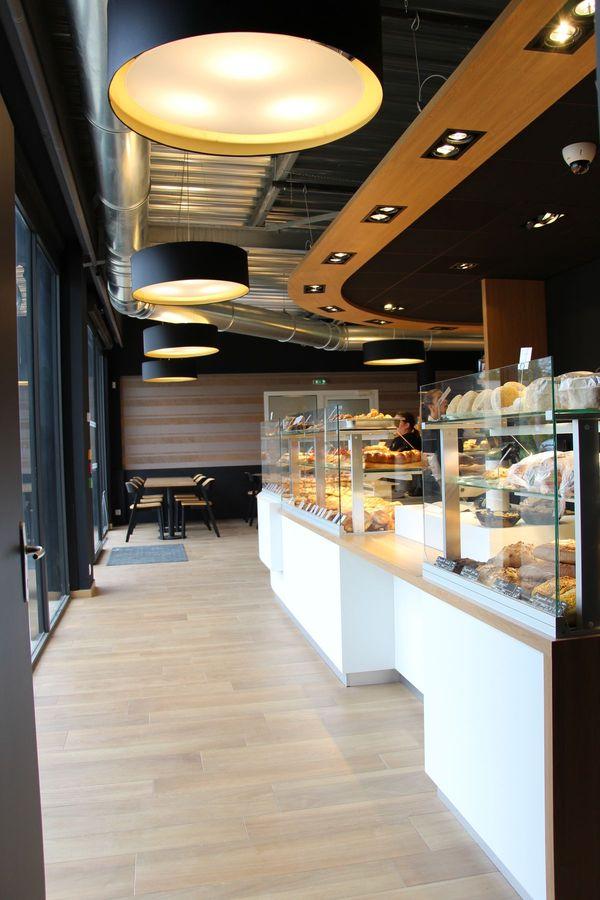 Agencement Boulangerie Pâtisserie Traiteur Brangeon - La Chapelle Sur Erdre (44)