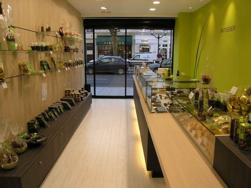 Agencement Pâtisserie Helbert - Laval (53)