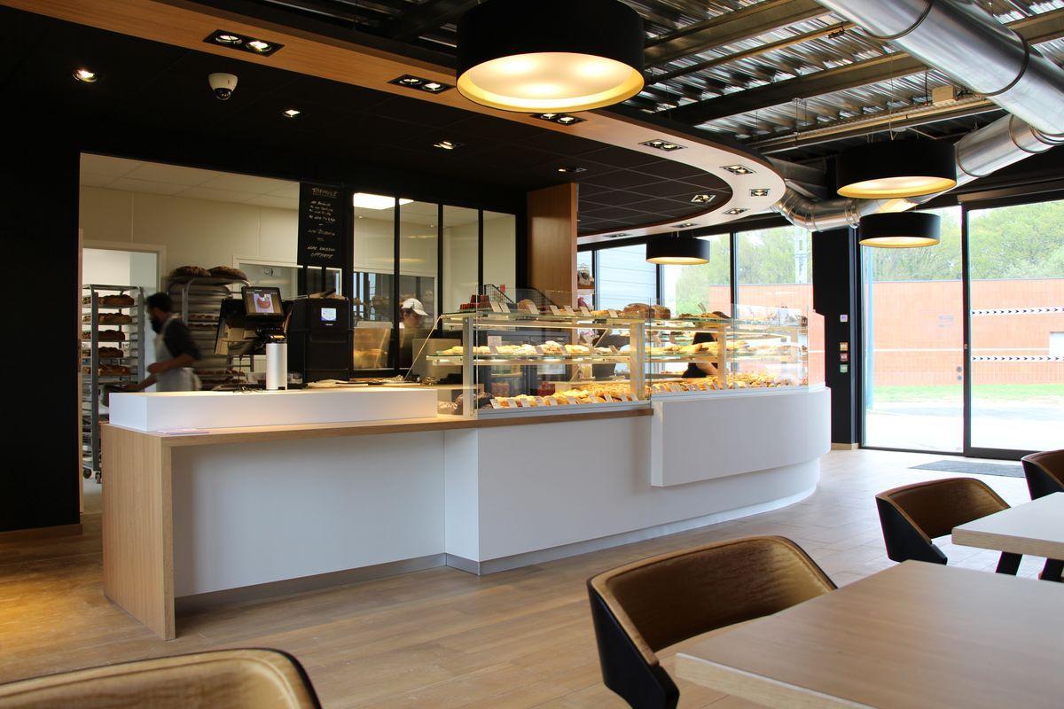 agencement boulangerie magasin traiteur design p tisserie restaurant am nagement bureau d 39 etudes. Black Bedroom Furniture Sets. Home Design Ideas