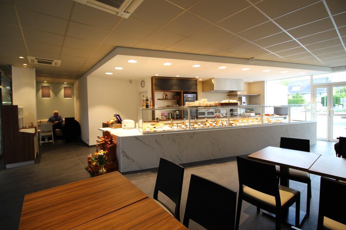 Agencement RESTAURANT VANN - THORIGNE FOUILLARD (35)