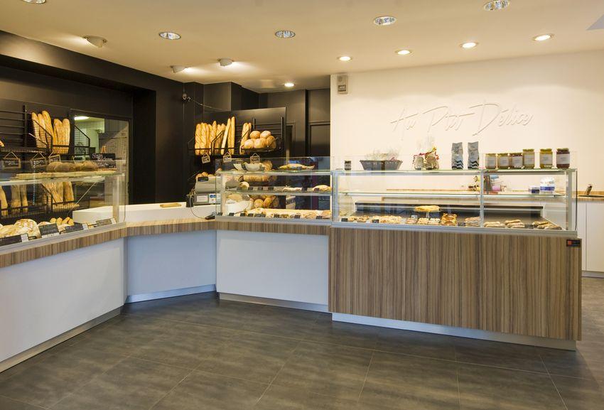 Agencement Boulangerie Pâtisserie Baudet - Domloup (35)