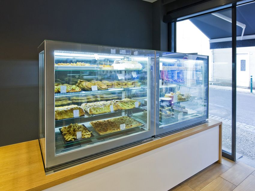 Agencement Boulangerie Pâtisserie Frédéric Brangeon - La Chapelle Sur Erdre (44)