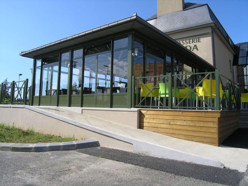 Agencement Restaurant La Loncanda - Rennes (35)
