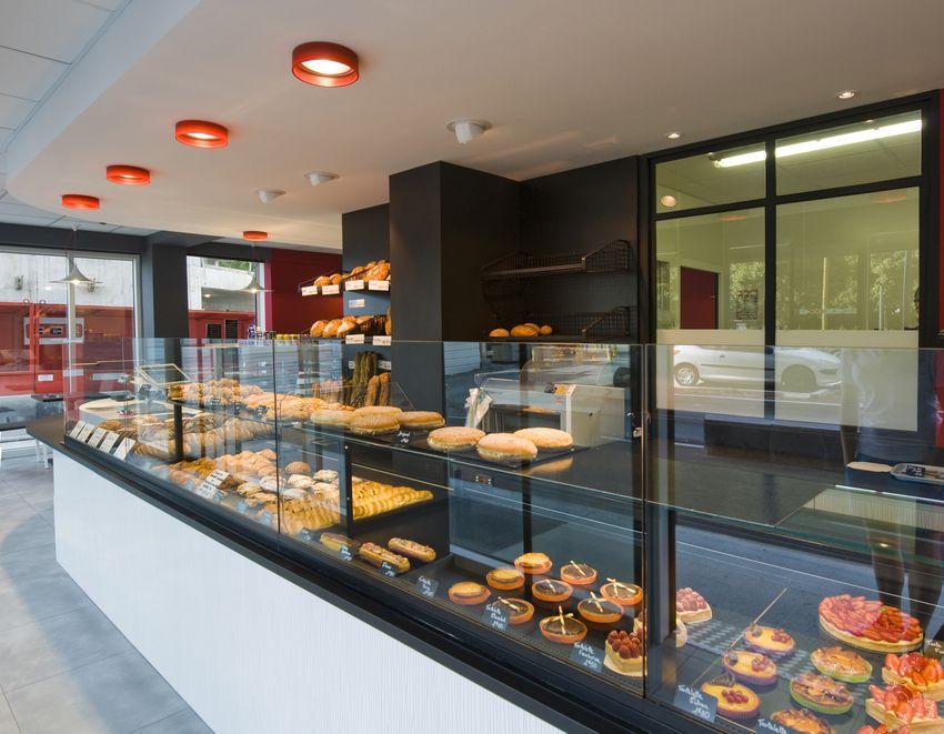 Agencement Boulangerie Pâtisserie Boulange & Cie - Rennes (35)
