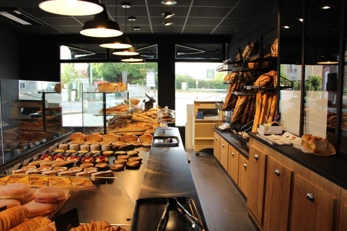 Agencement BOULANGERIE CARPENTIER - MONTFORT-SUR-MEU (35)